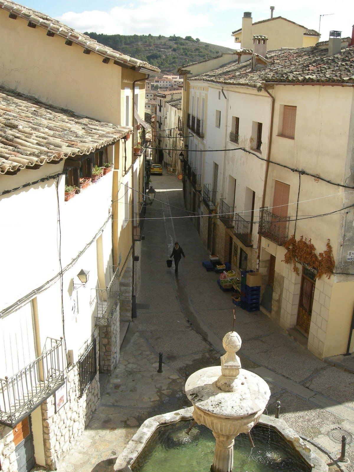 Hoteles en Pastrana