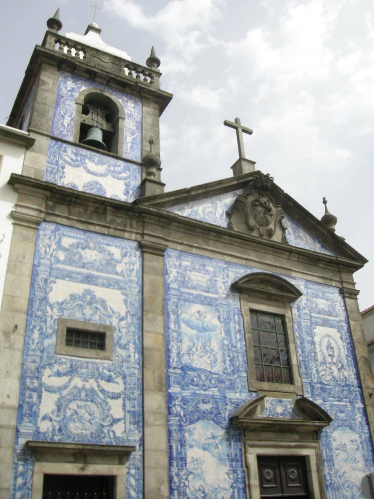 Iglesia San Nicolau, Oporto