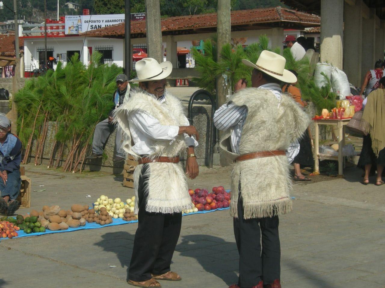 San Juan Chamula Mexico