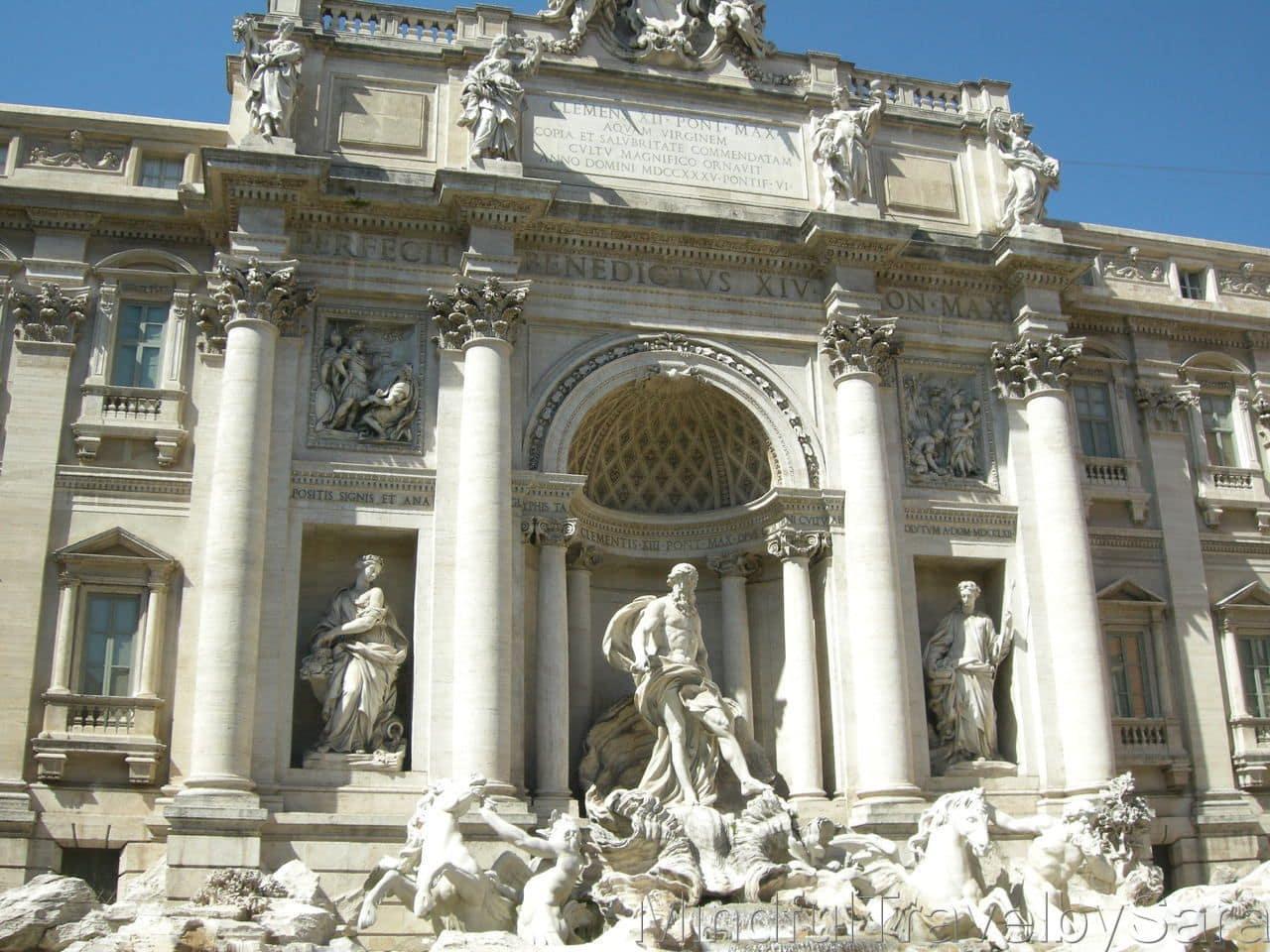 Dónde alojarse en Roma