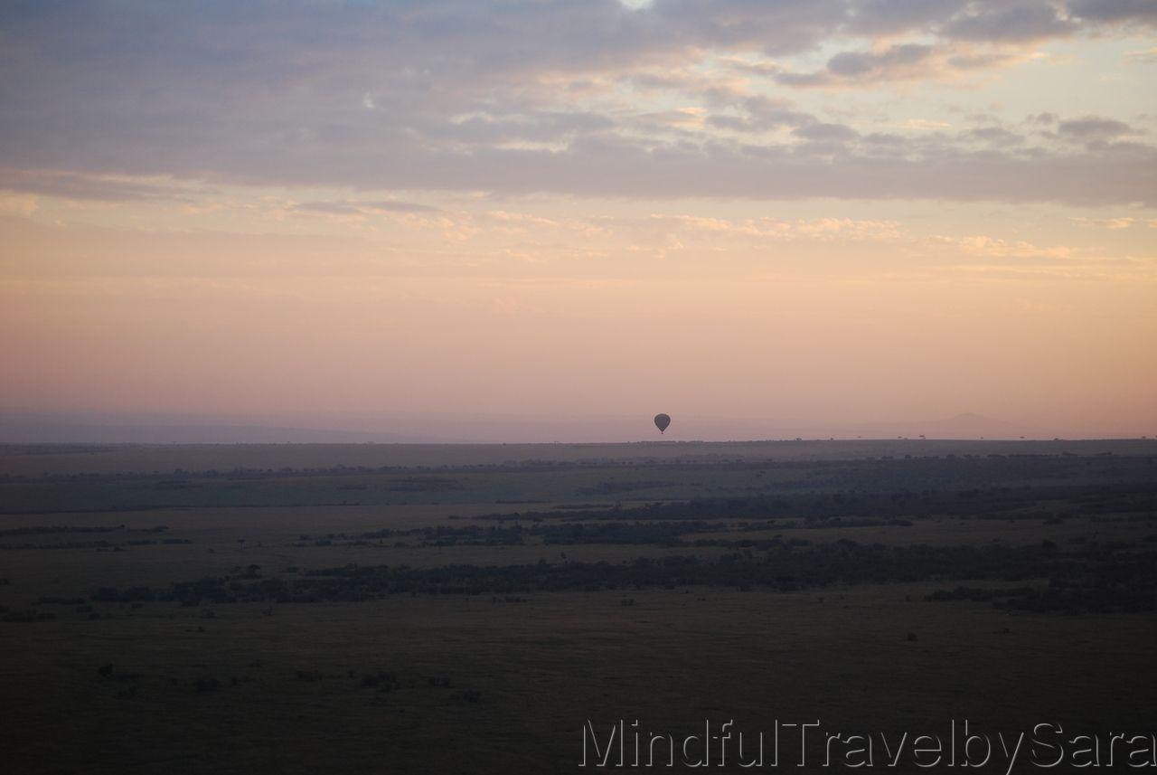 excursion globo kenia