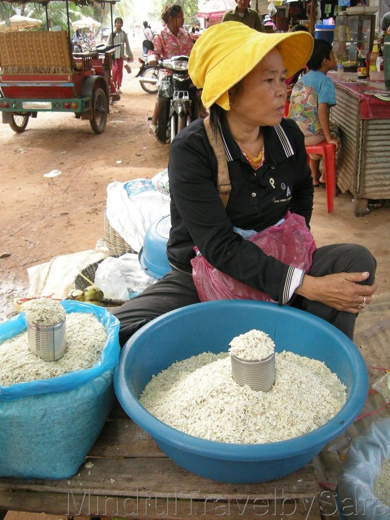 Mercado Tonle Sap