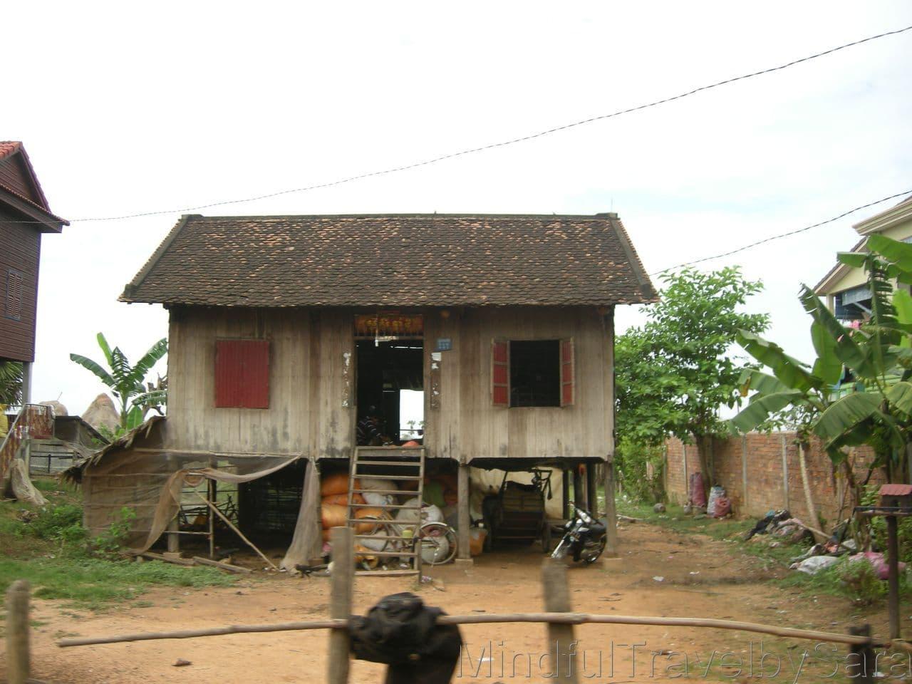 Casas Tonle Sap