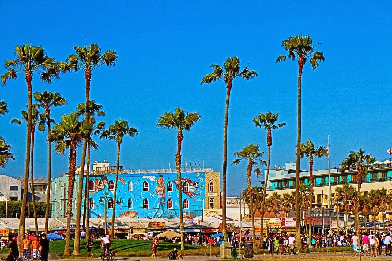 Playa de Venice California