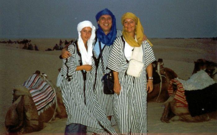 Tunez en Familia