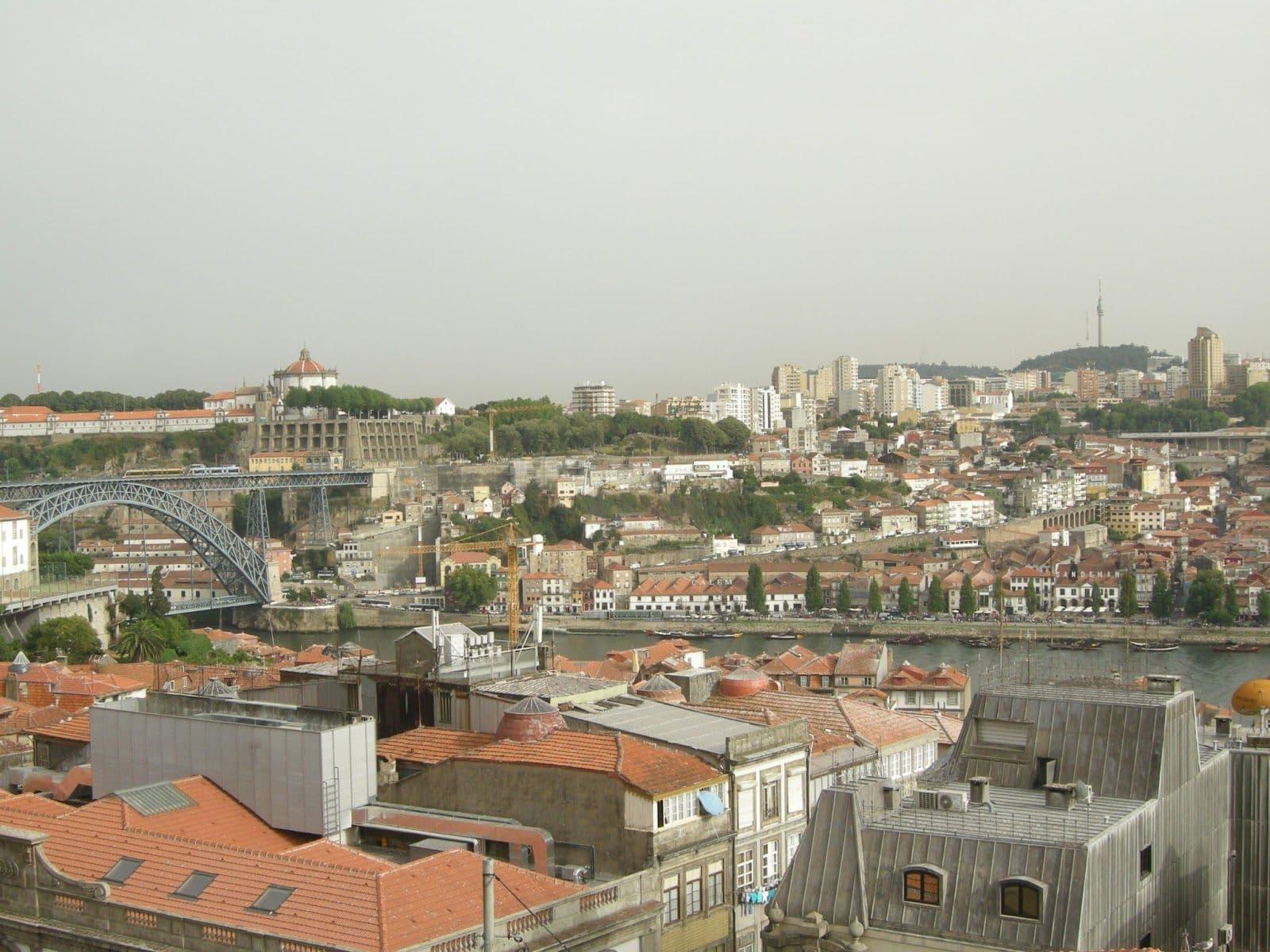 Puente Luis I, Oporto