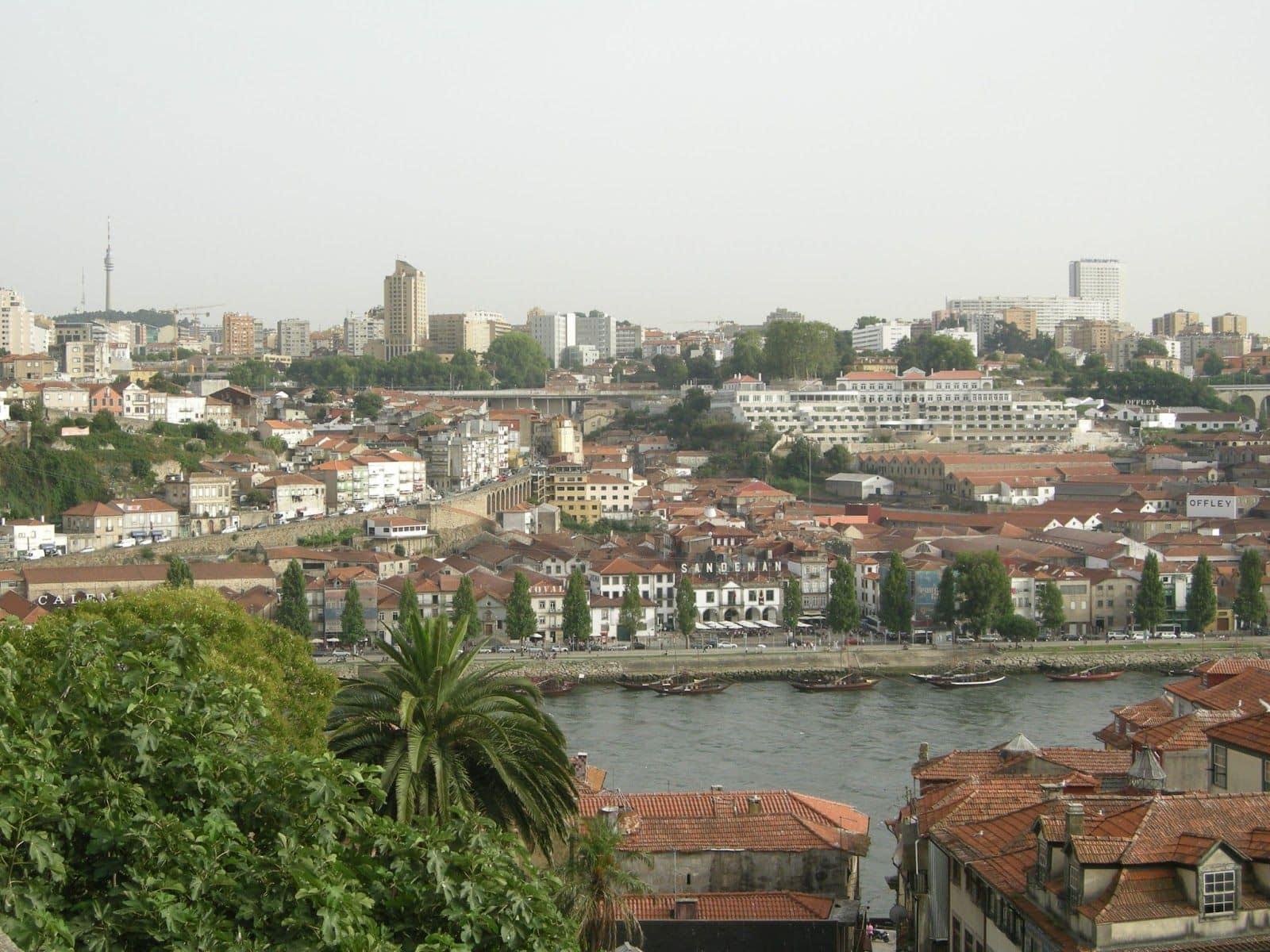 Ribera del Duero, Oporto