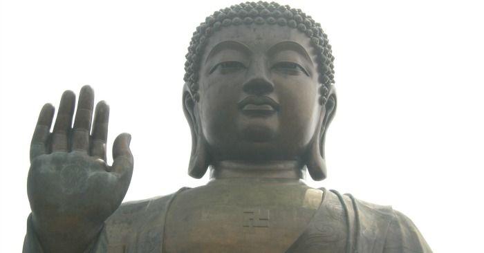 Lantau, la isla budista de Hong Kong