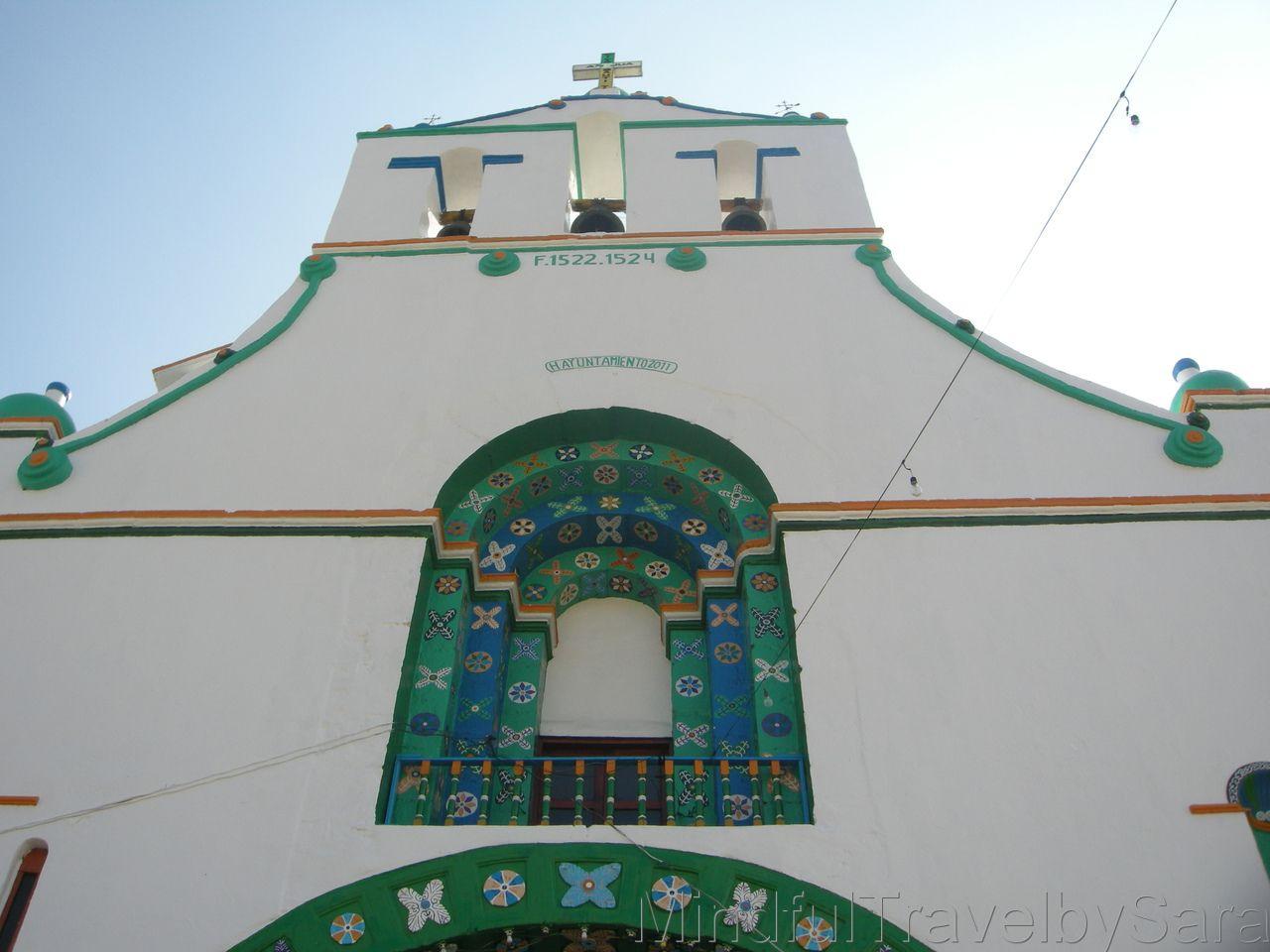 San Juan Chamula iglesia