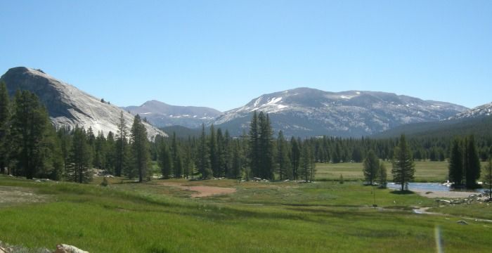 Los mejores paisajes de Yosemite