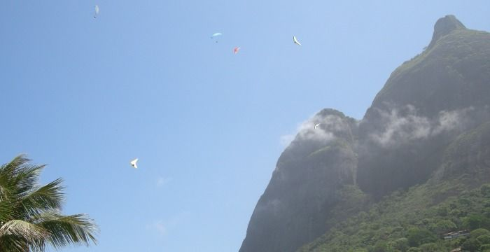 Rio de Janeiro a vista de pájaro