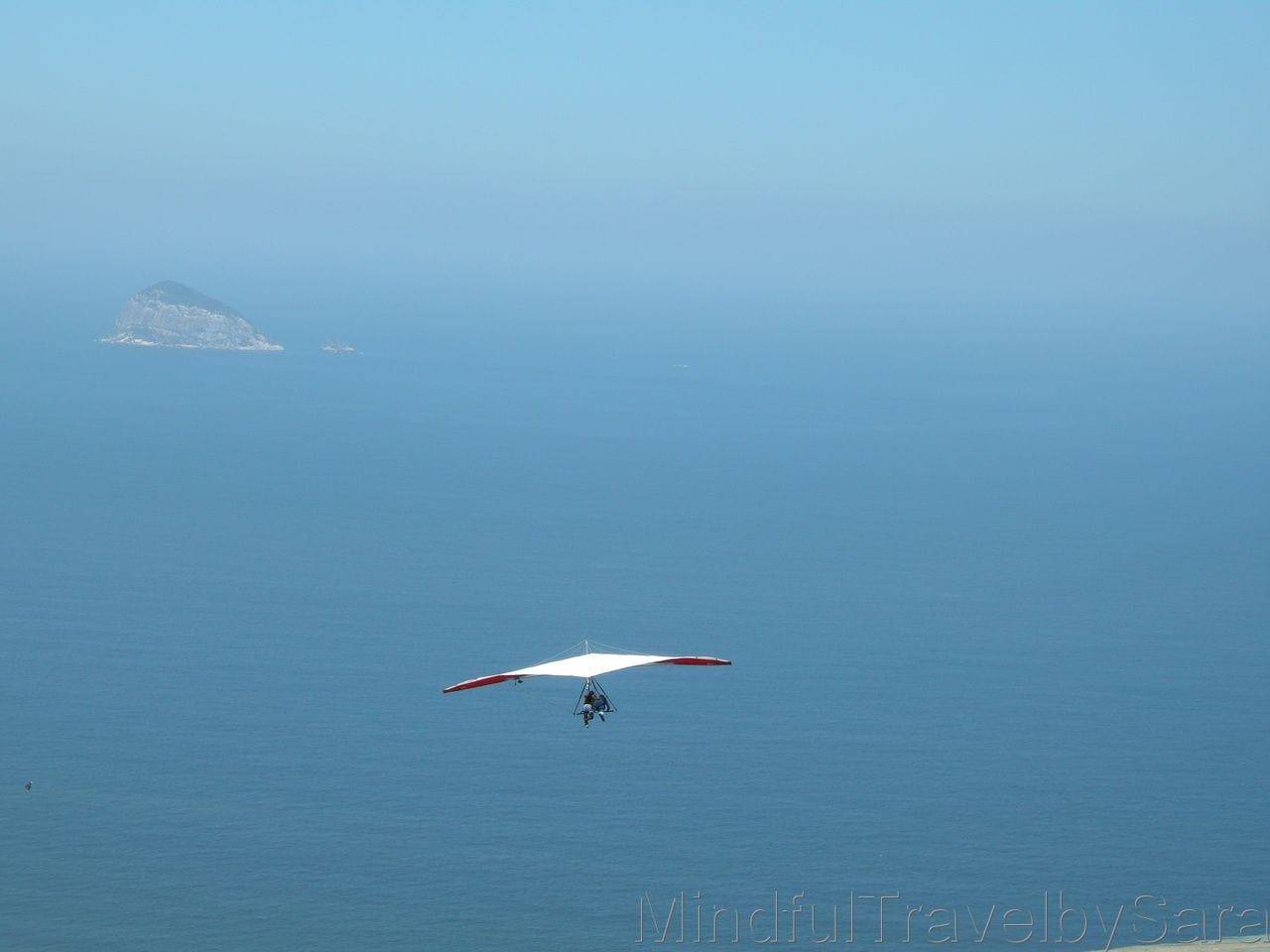 Volando en Rio de Janeiro
