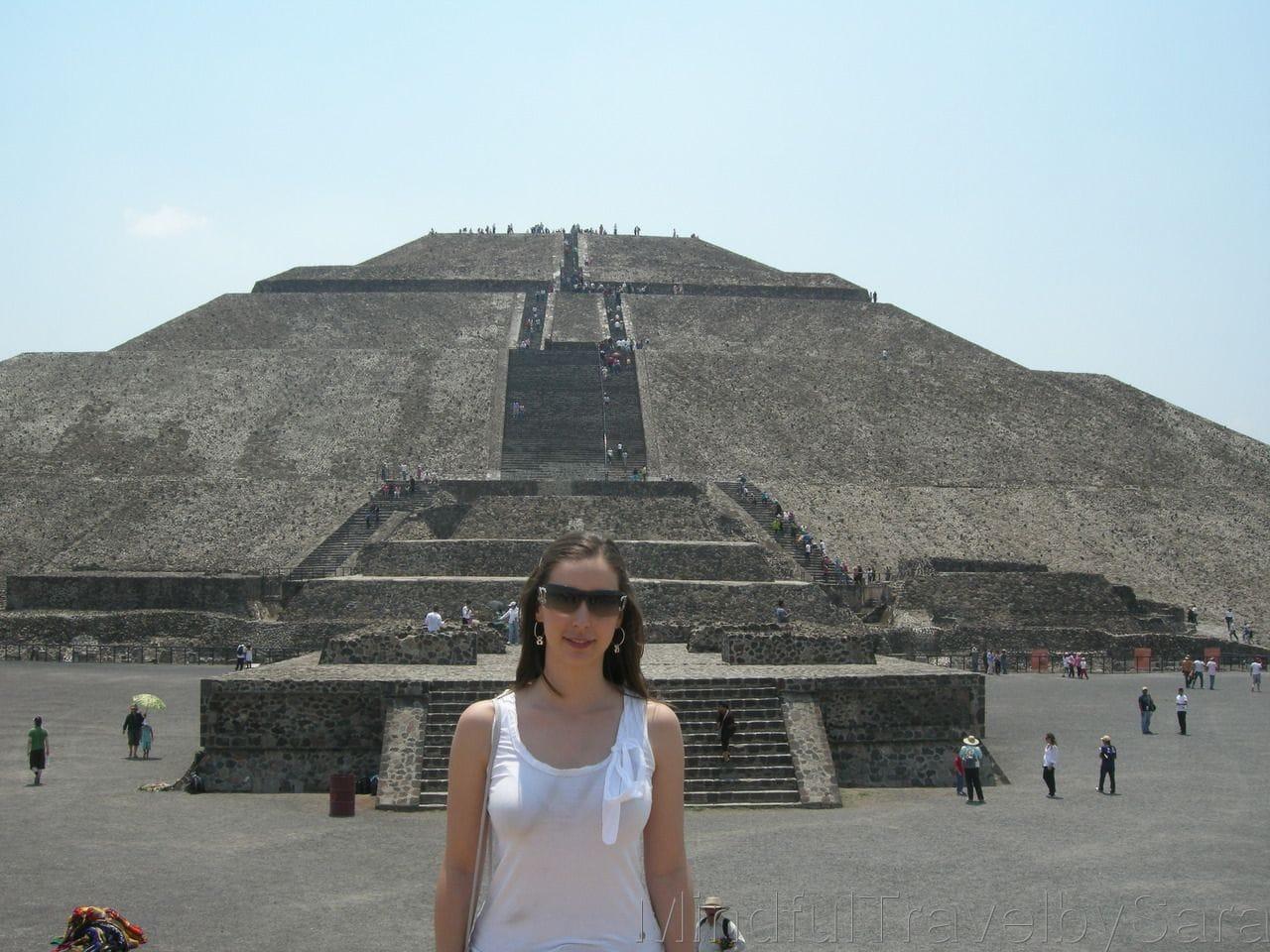 como ir a las piramides de Teotihuacan