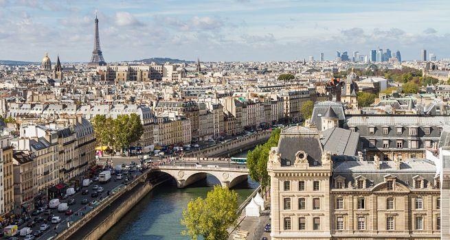Donde dormir en Paris