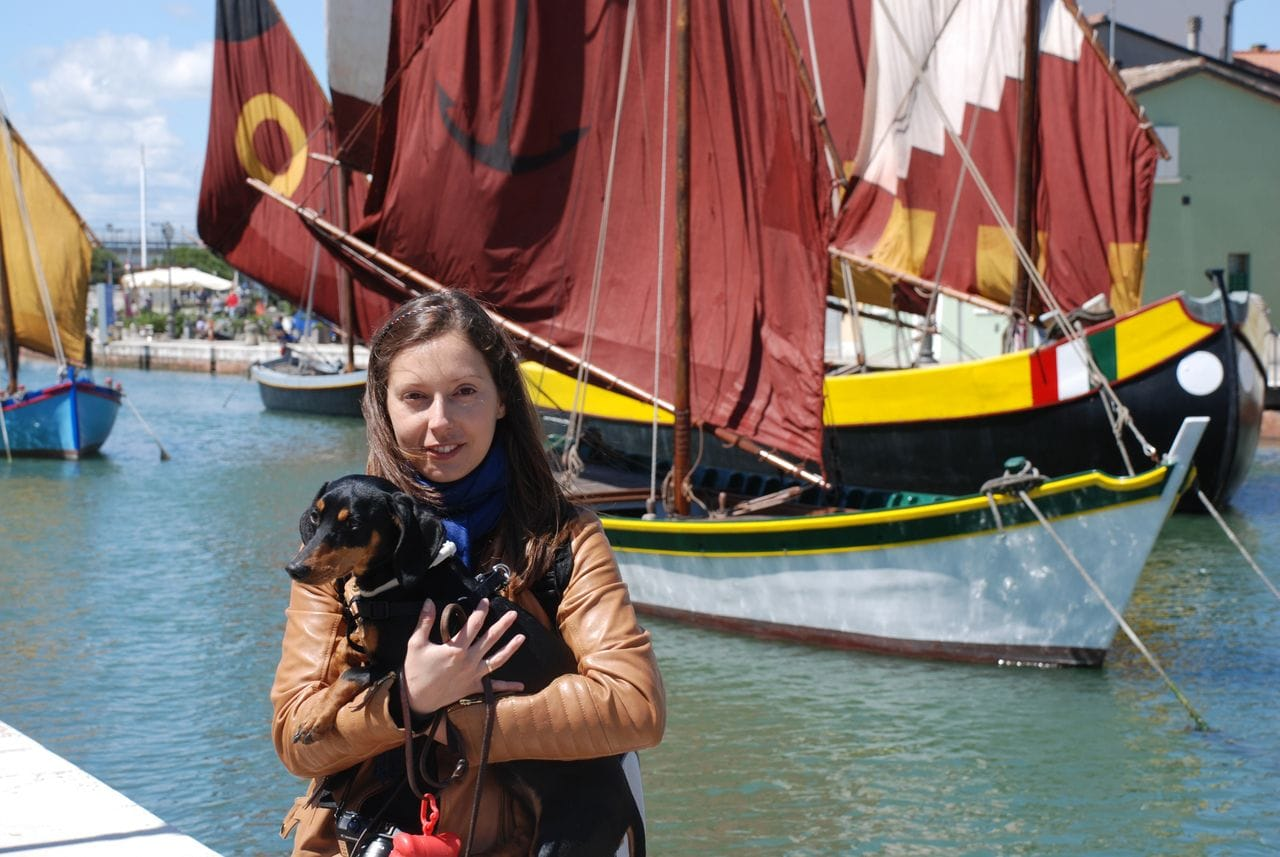 Viajar con mascota a Italia