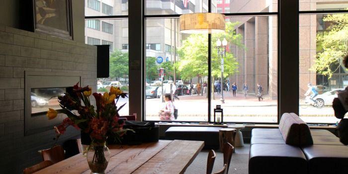 HI Boston: un alojamiento moderno y ecológico