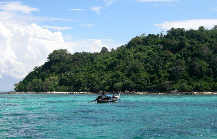 que ver en las islas phi phi