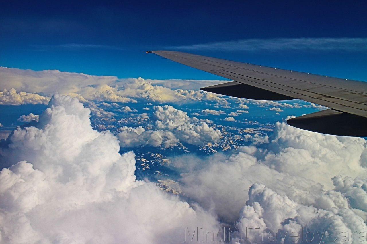 Consejos para volar en avion