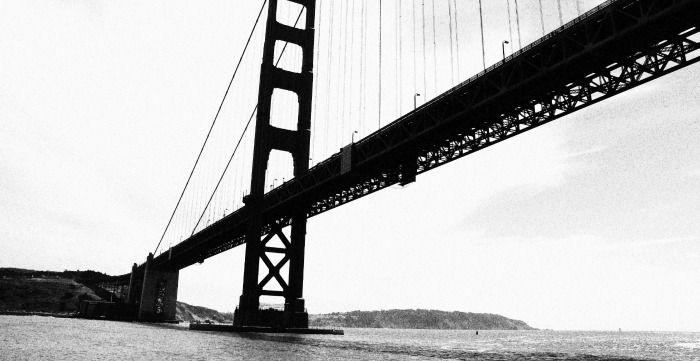 San Francisco en Blanco y Negro
