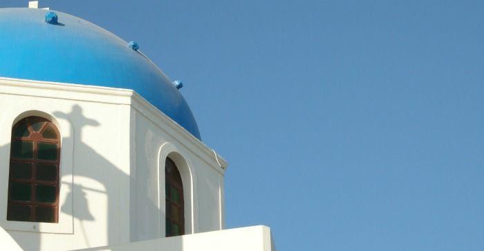 5 lugares que no debes perderte en Santorini