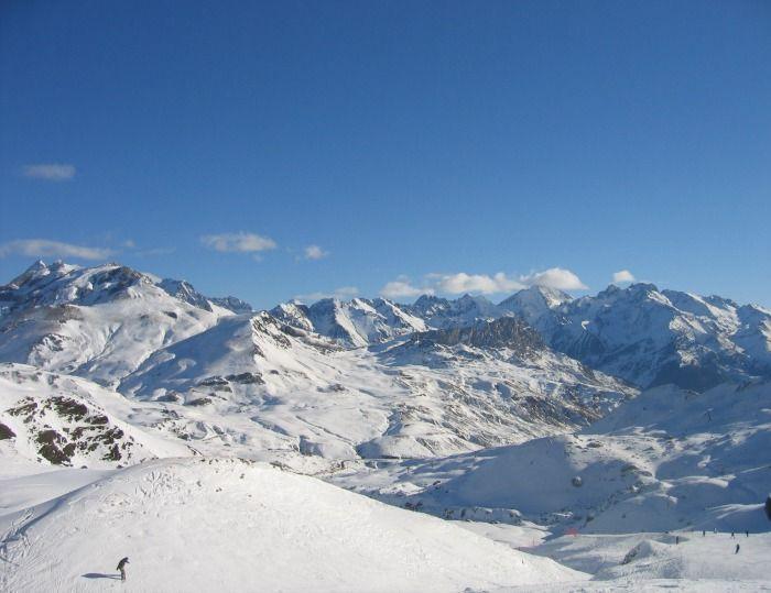 Friday Pic Esquiando en España