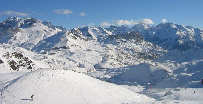 Friday Pic_Esquiando en España