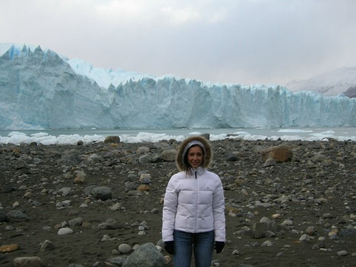 Glaciar Perito Moreno de cerca