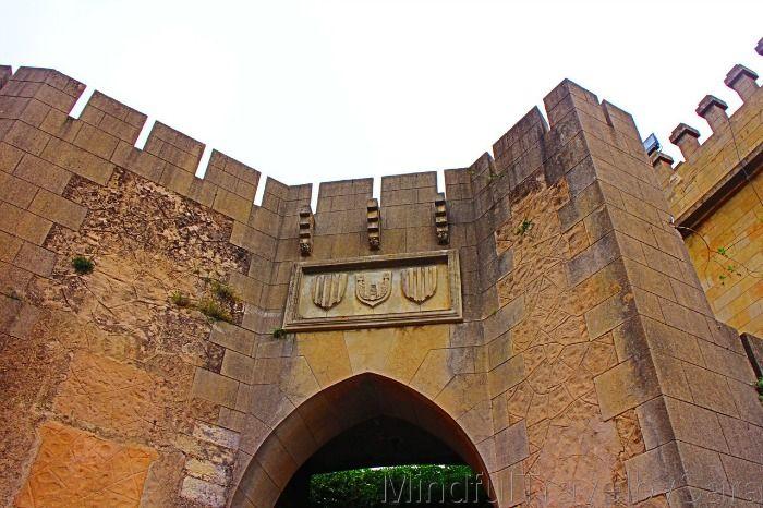 Entrada Castillo Xátiva