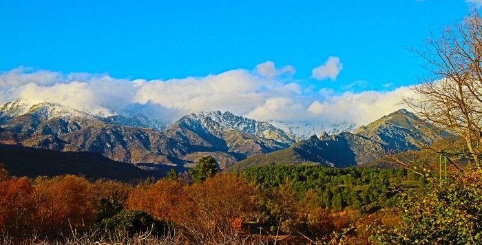 Postales desde la Sierra de Gredos