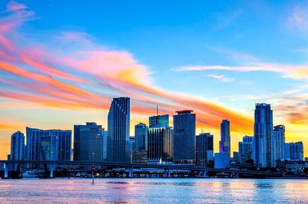 Ciudad Miami Florida