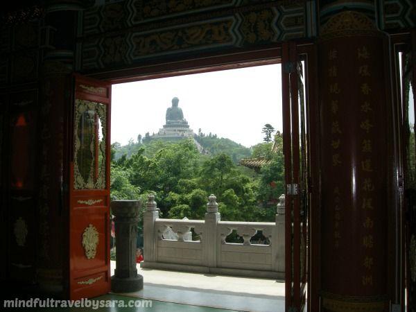 Templo budista Lantau
