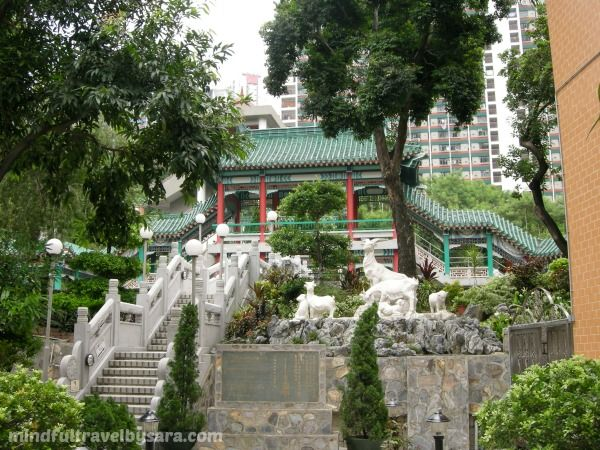 Templos y religión en Hong Kong