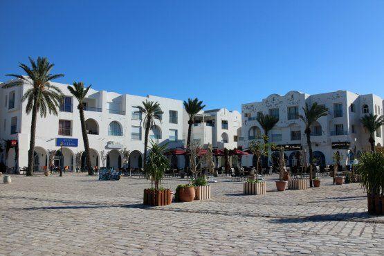 Dónde alojarse en Djerba