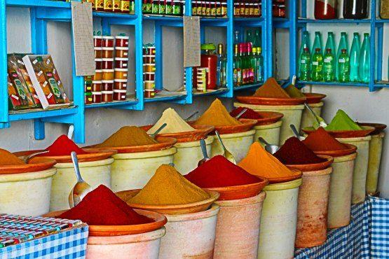 Especias Tunez