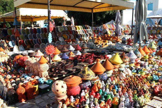 artesania tunez