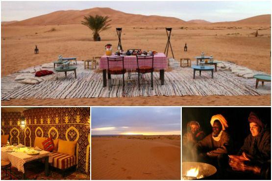 donde dormir en Marruecos