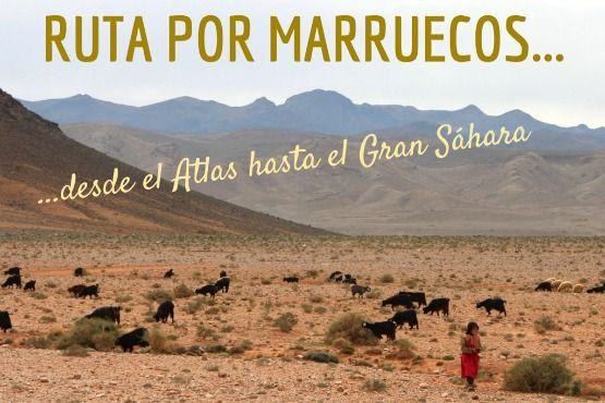 ruta por marruecos 7 dias
