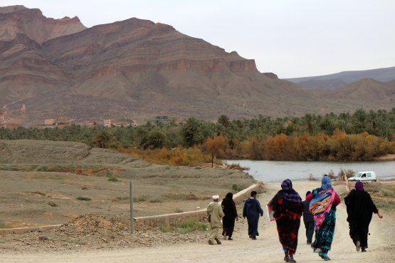 ruta turistica marruecos