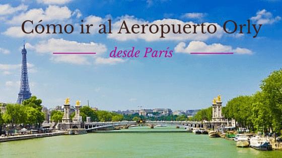 Aeropuerto de Orly Paris