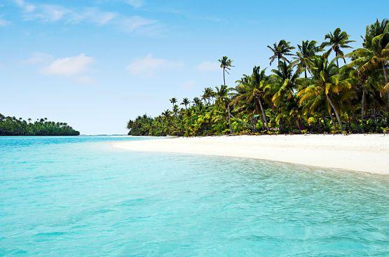 Islas Cook playas del mundo