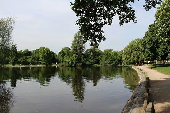 parque bois de boulogne