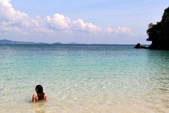 isla de kapas malasia