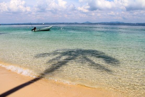 Pulau Kapas Island