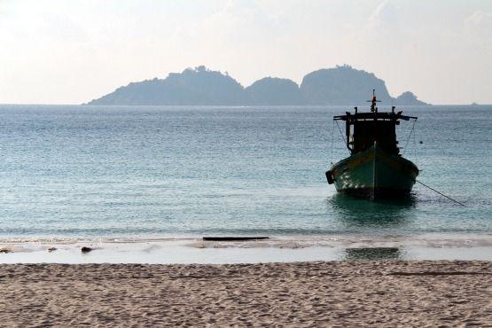 Pulau Redang Playa