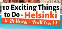 Helsinki Itinerary