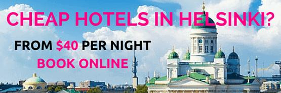 Hotels in Helsinki