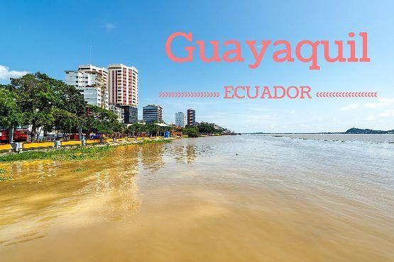 Lugares que visitar en Guayaquil Ecuador