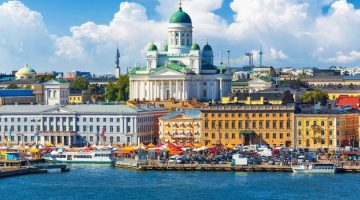 Tourist attractions Helsinki