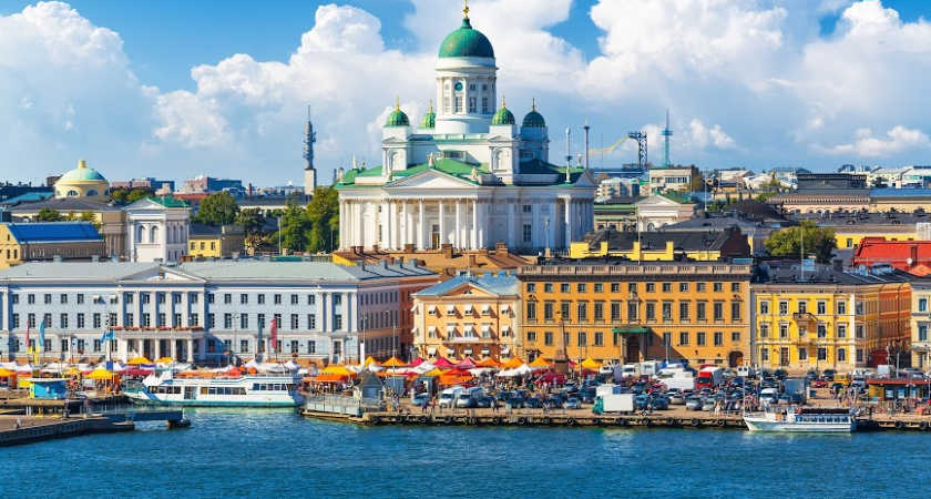 Tourist attractions Helsinki