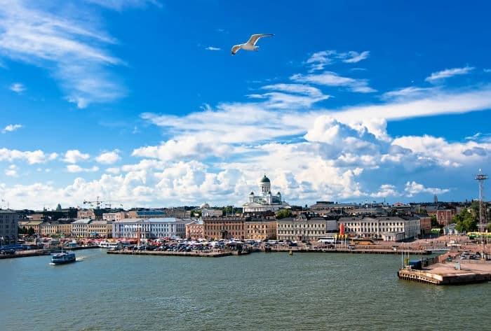 capital finland
